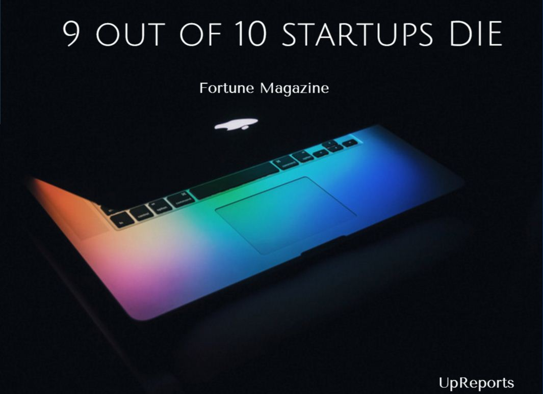 How to Survive When 9 out of 10 Startups Die?