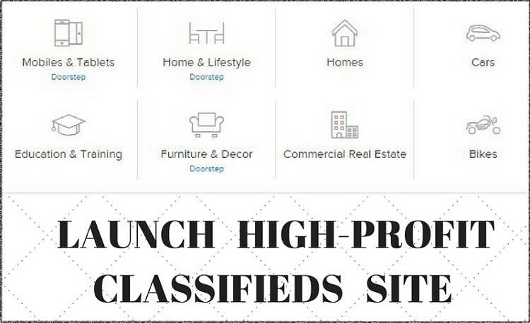 How to Launch a Classifieds Site That Makes Money?