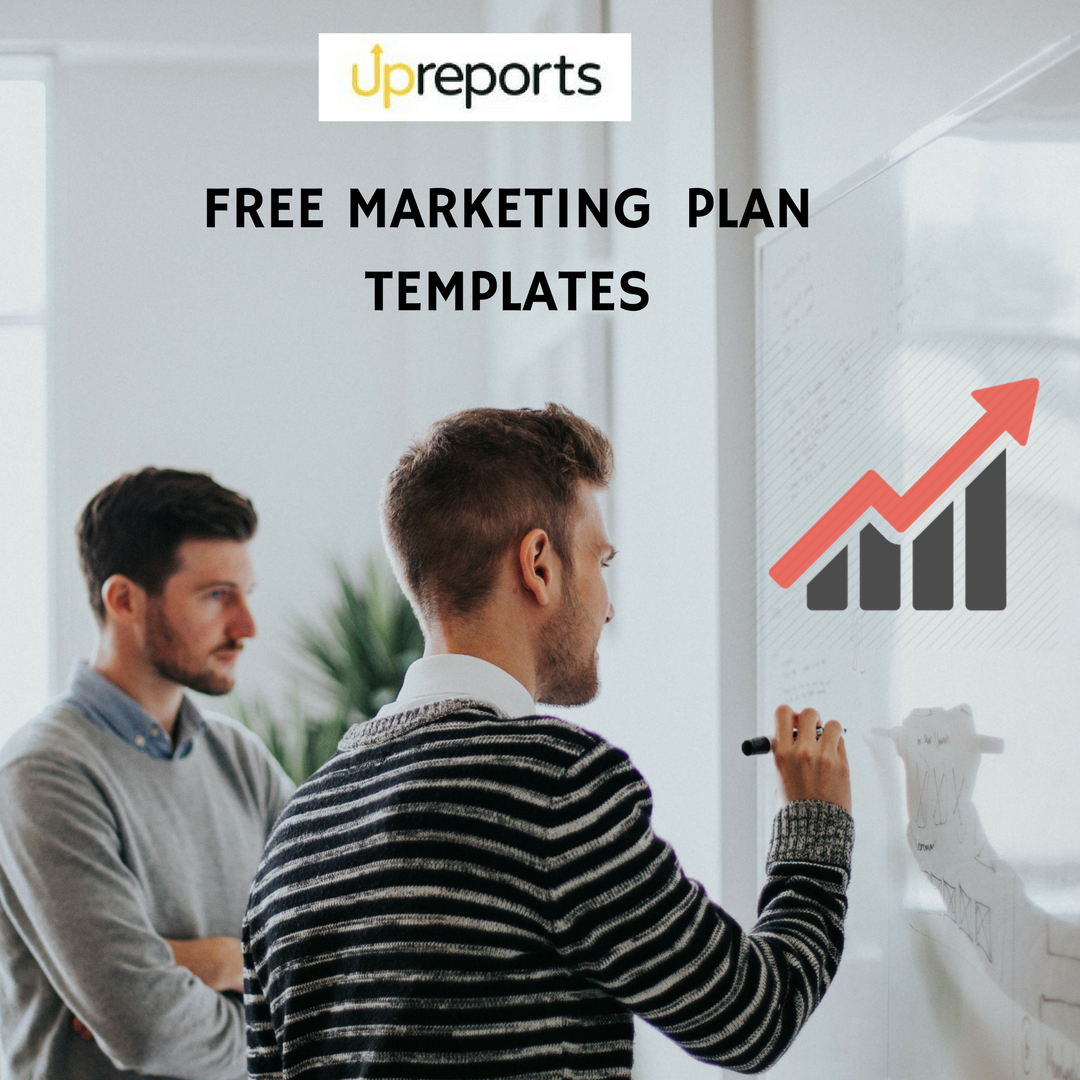 Free Marketing Plan Templates PDFs Examples (Courtesy, Upreports)