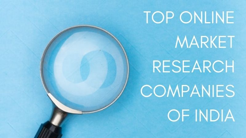 Online Market Research Companies in India