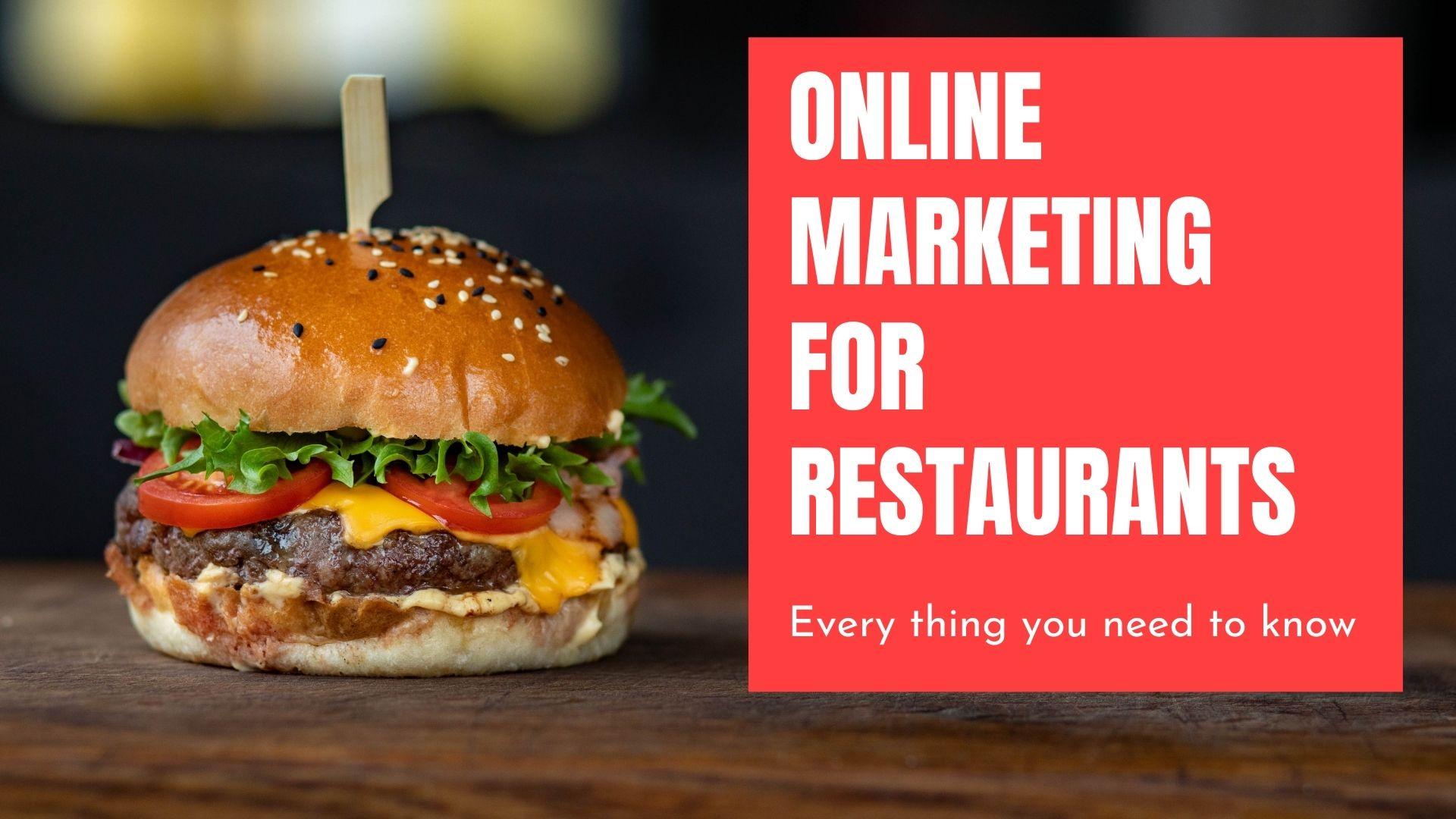 Online Marketing Tips for Restaurants: Digital Strategies 2021